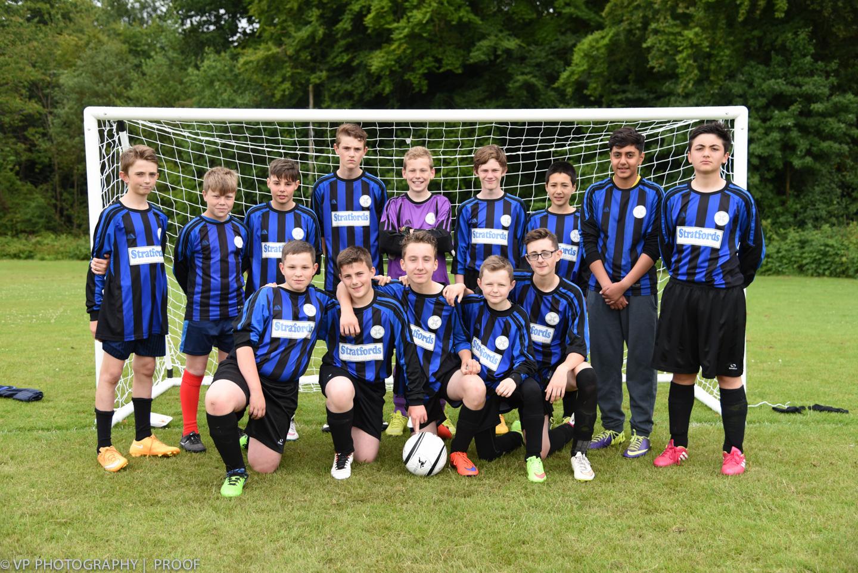 Football Clubs: Widmer End United Football Club